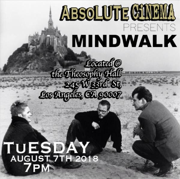 an analysis of the movie mindwalk 1) the positive psychology movie criteria set forth by niemiec (2007): balanced   analyze that (2001) ψψψ  mindwalk (1990) ψψψ.